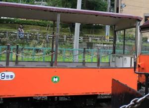黒部トロッコ電車